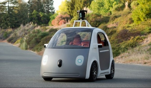Thevillagessuntimes Driverless cars must have a driver - at least for now, rules California