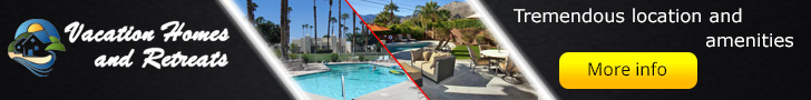 Vacation home rentals palm desert